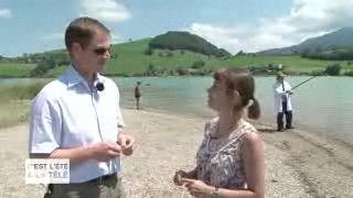 C'est l'été à la télé du 11.07.11 - Les lacs