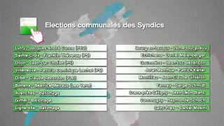 Emission spciale rsultats des votations 15.05.2011