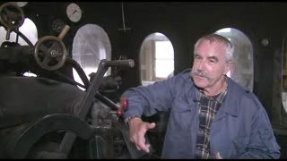 Visite des ateliers du rail à Pré-Petitjean