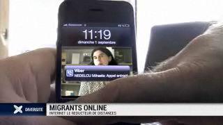 Migrants online: comment le net a changé la vie des migrants