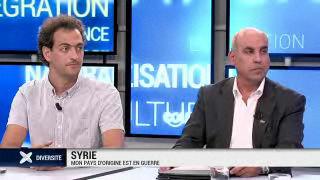 Syrie: le conflit vu par les Syriens de Suisse