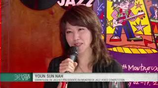 Montreux Jazz Voice Competition et festivaliers