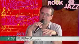 Clôture du Montreux Jazz Festival 1/2