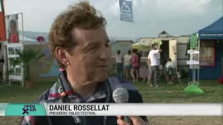 Interview de Daniel Rossellat.