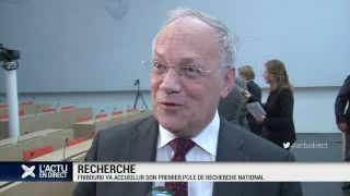 L'université de Fribourg gagne un pôle de recherche national