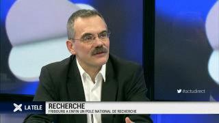 Fribourg a enfin un premier pôle national de recherche