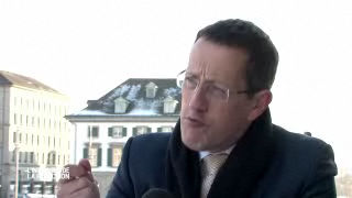L'interview de la rdaction - Richard Quest