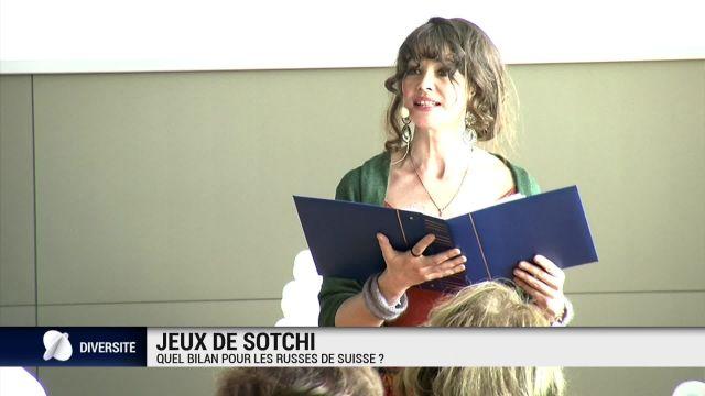 Jeux de Sotchi: quel bilan pour les Russes de Suisse?