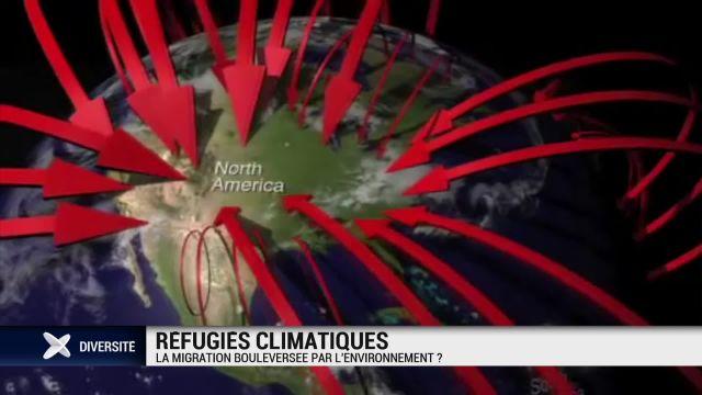 Rechauffement climatique: quel impact sur la migration?