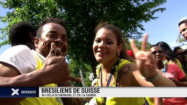 Brésiliens de Suisse : au-delà du Mondial et de la Samba
