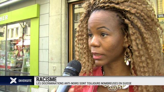 Racisme: la discrimination anti-Noirs encore très présente