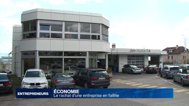 La gestion d'un garage automobile