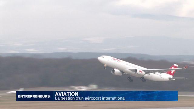 L'envol de Genève Aéroport