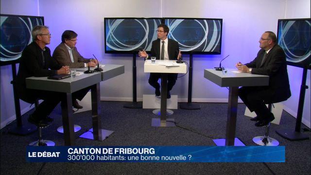 Boum démographique: le canton de Fribourg surpeuplé?