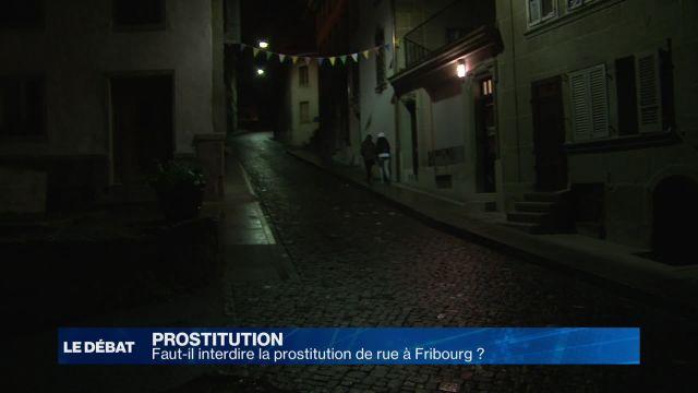 Faut-il interdire la prostitution à Fribourg ?