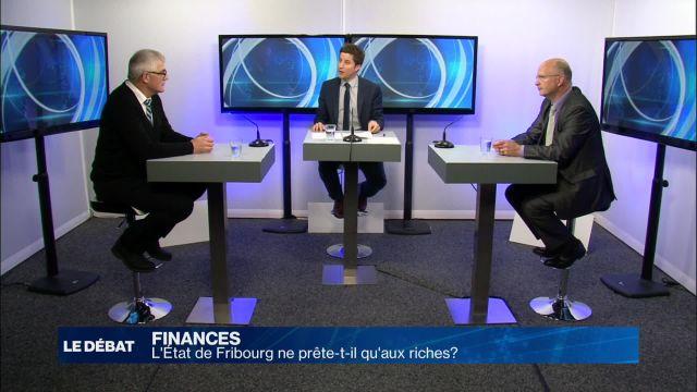 Finances fribourgeoises: l'État ne prête qu'aux riches?