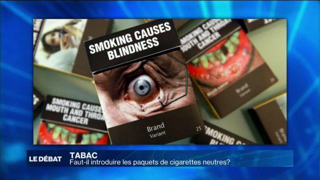 Faut-il des paquets de cigarettes neutres?