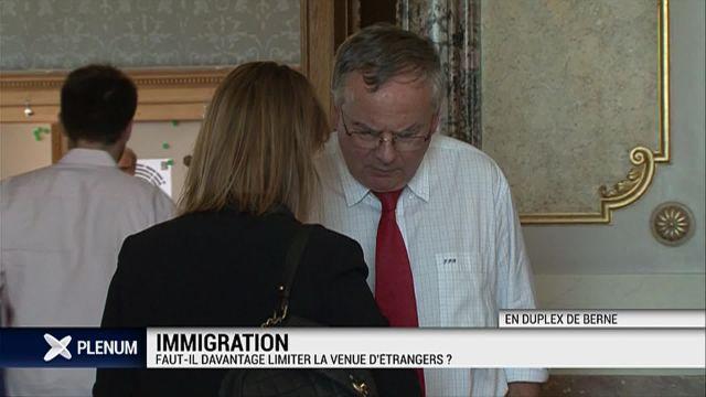 Faut-il davantage limiter l'immigration?