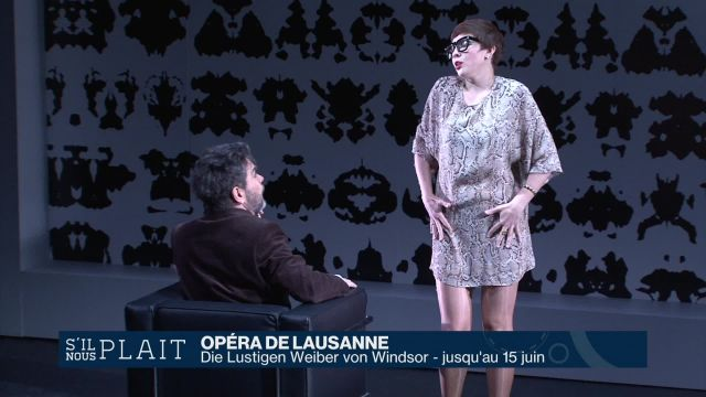Les Joyeuses Commères à l'Opéra !