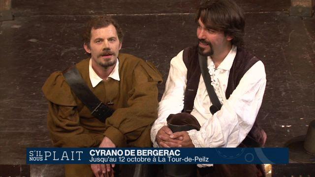 Cyrano revit à La Tour-de-Peilz