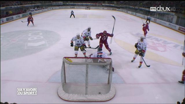Week-end bernois gagnant pour le Lausanne Hockey Club