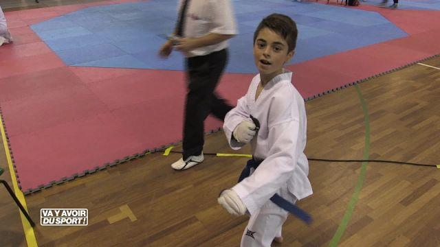 Championnats suisses de Taekwondo à Montreux