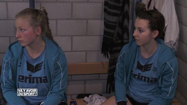 Volley : rencontre avec les soeurs Hämmerli du VBC Cheseaux