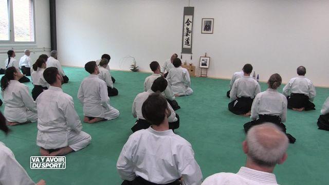 Inauguration du nouveau dojo d'Aïkido à Puidoux