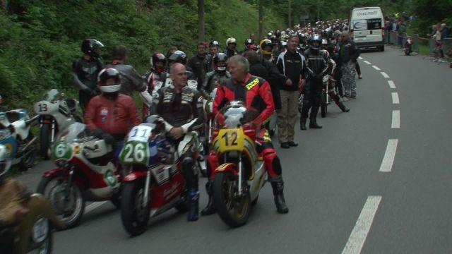 Rétro Moto Internationale de Saint-Cergue