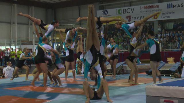 Championnats suisses de gymnastique de société à Yverdon