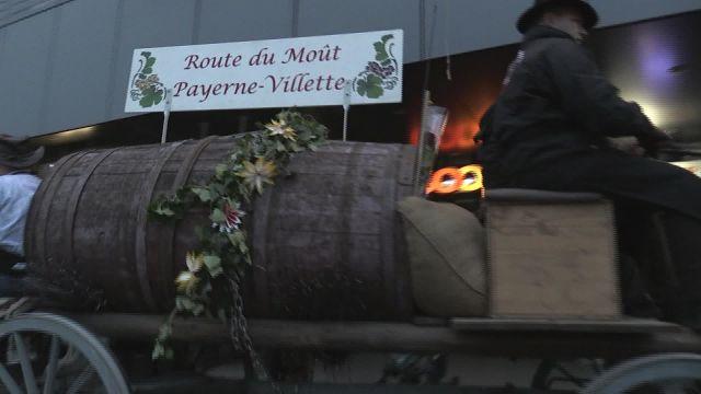 La Route du Moût Lavaux - Payerne