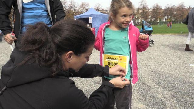 Les enfants aussi ont leur Marathon à Lausanne