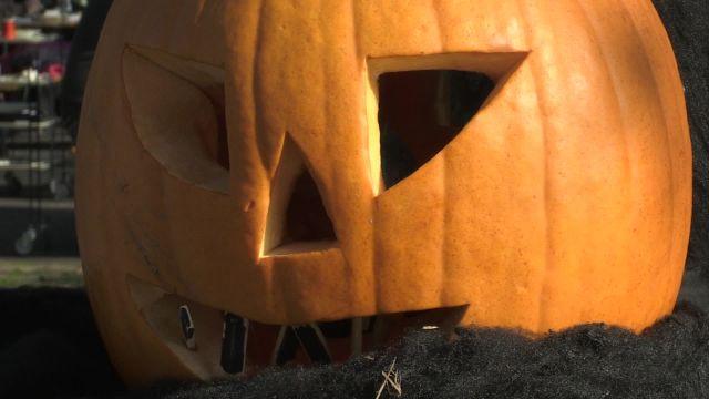 Halloween au Signal de Bougy