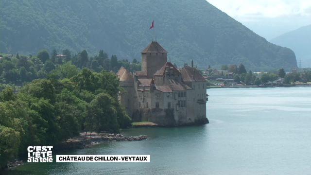 La Télé mène la vie de château à Chillon