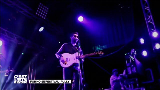 La Télé monte le son au For Noise Festival