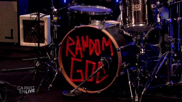 Random God part en live !