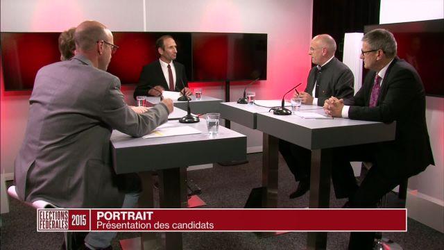 Elections fédérales: Quatre candidats fribourgeois en lice