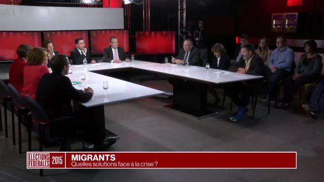 Quelles solutions face à la crise migratoire?