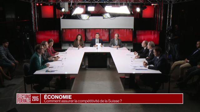 Comment conserver la dynamisme de l'économie suisse ?