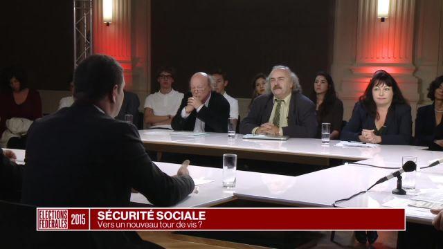 Quelle sécurité sociale en Suisse?