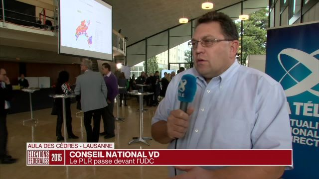 Conseil national VD: les résultats provisoires commentés
