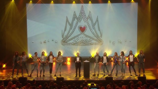 Finale Election Miss Suisse 2015 - Partie 1