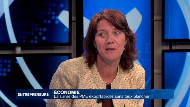 Fin du taux plancher: les impacts sur l'industrie suisse