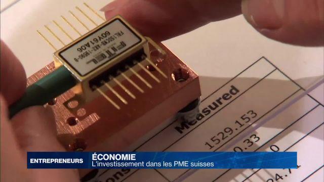 L'investissement dans les PME suisses
