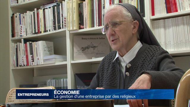 La gestion d'une entreprise par des religieux