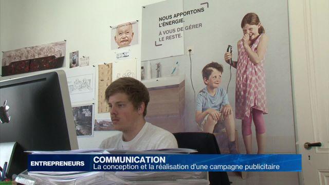 Trio: succès d'une agence de communication lausannoise