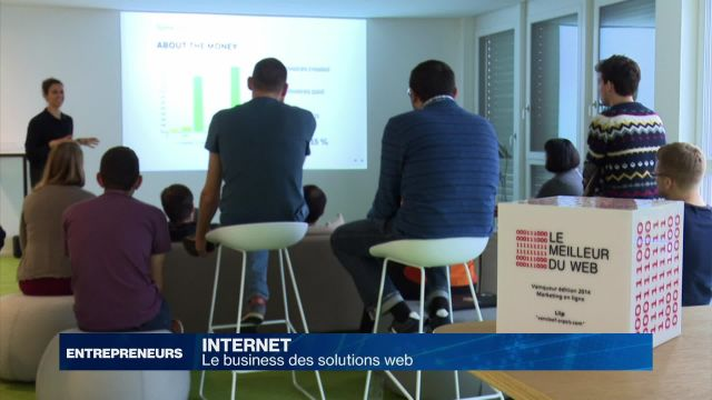Le business des solutions web