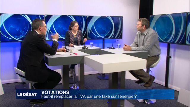 Faut-il remplacer la TVA par une taxe sur l'énergie ?