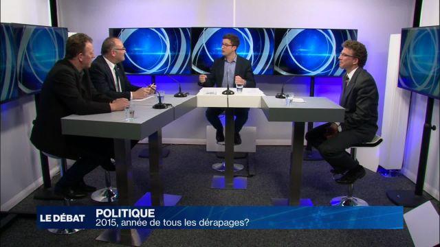 Politique et dérapages: 2015, année de tous les dangers ?