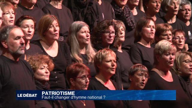 Faut-il changer d'hymne national?